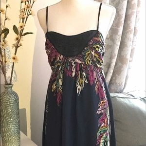 🌼Do & Be Strapless Max Dress sz Large